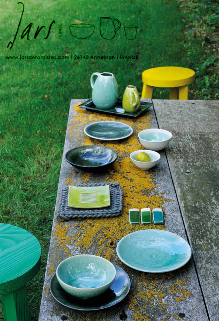 Jars stoneware