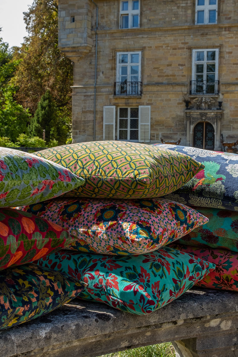 Cushions from Les Touristes