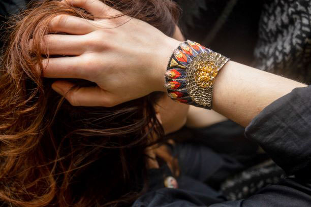 Bracelet by Nahua